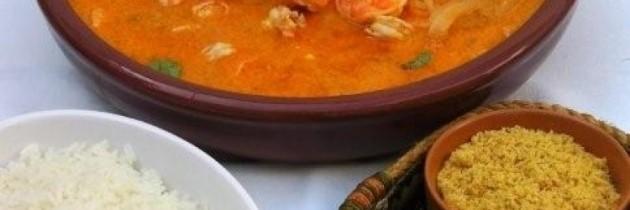 Uma iguaria da culinária indígena