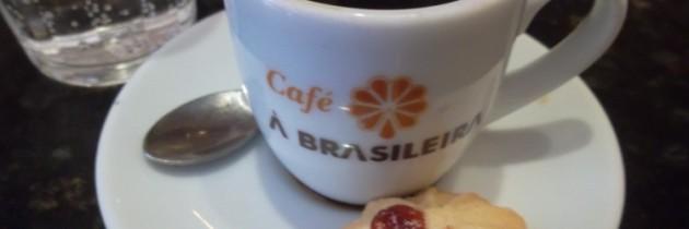 Cafezinhos de antigamente em Porto Alegre