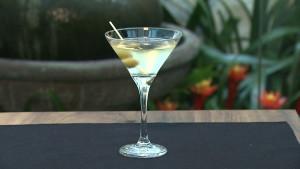 Dry Martini versão com vinho