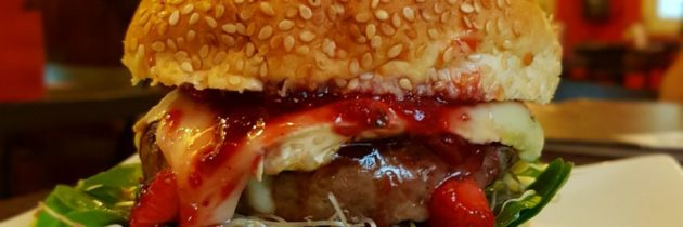 A geração hambúrguer