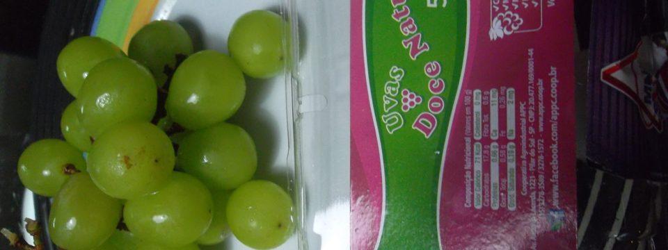 Uvas doces e uma reclamação