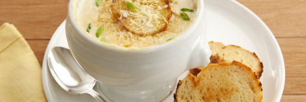 Uma sopa clássica