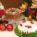 Ceias e bolos de Natal
