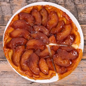 french tarte tatin