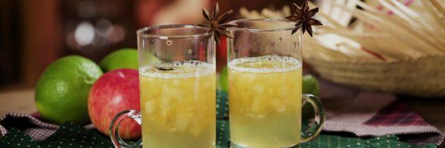 A bebida das festas juninas