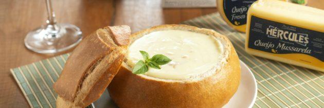 Sopa-creme ou fondue?