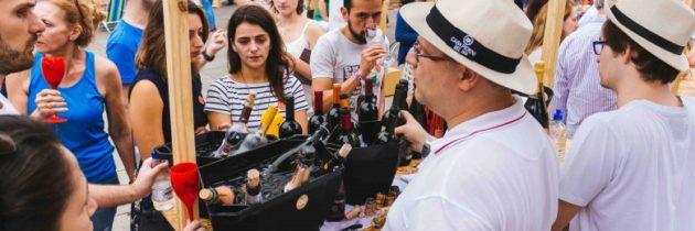 Feiras de vinhos e muito mais