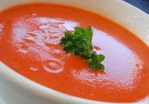 Caldo e sopa reconfortantes