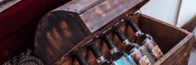 Rum do pirata, vinhas velhas, cachaça de Ivoti